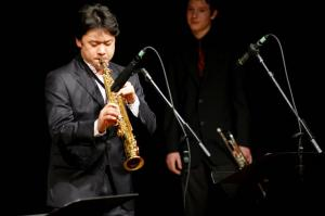 Future of Jazz: David Kim